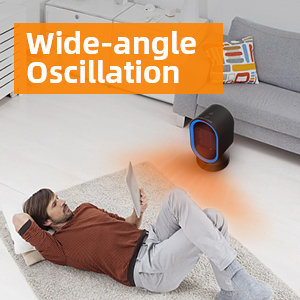 wide-angle oscillation
