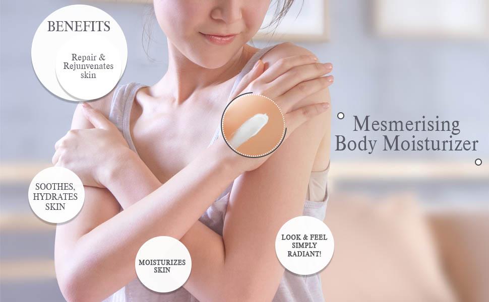 Benefits of Body Moisturizer