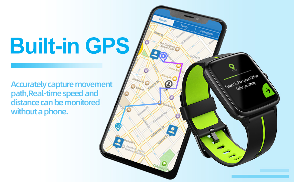 running watch,gps watch,waterproof smart watch,activity tracker,pedometer watch,gps running watch