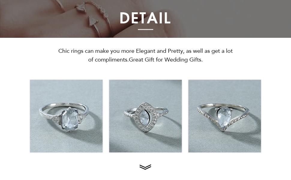 knuckle ring set