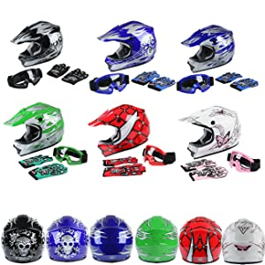 Youth helmet
