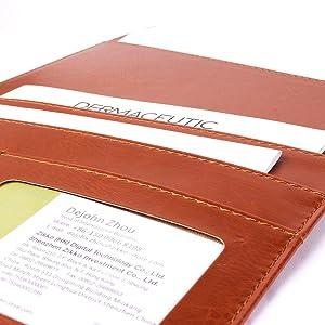 Portfolio Folder Features: