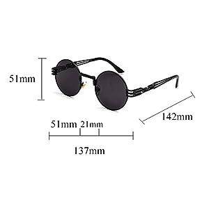 Retro Punk Sun Glasses
