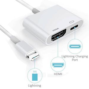 iPhone  HDMI