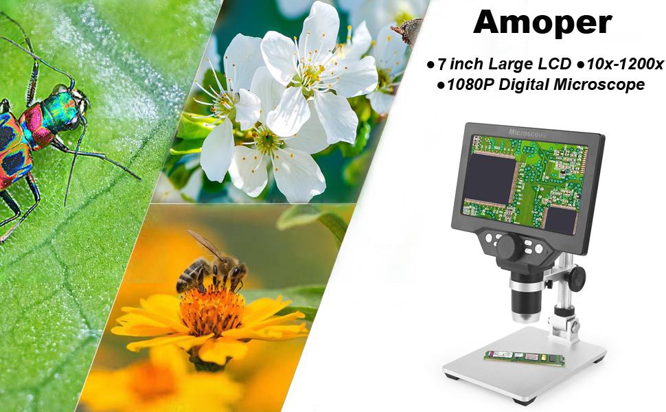 Digital Microscope 7 in
