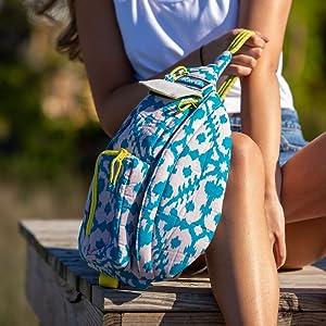 KAVU Mini Ropeable Rope Sling Bag