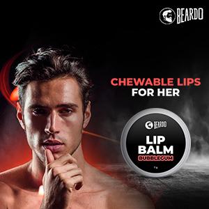 beardo lip balm
