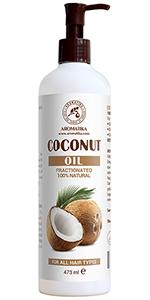 Olio di Cocco Frazionato 480 ml