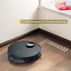 Corner Cleaning