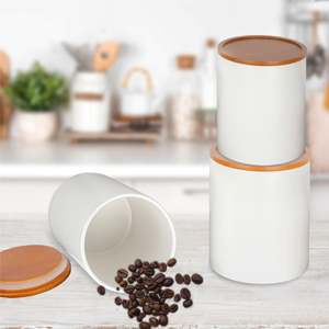 ceramic Food Storage Canister