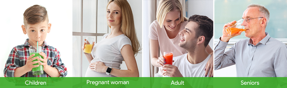 juicer for all-aged