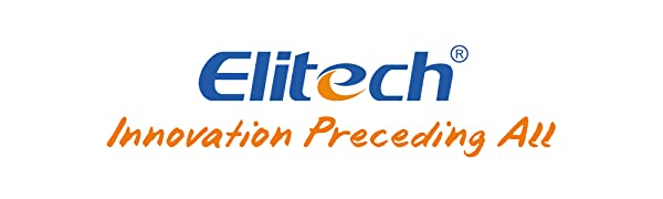 10 a/ños de vida ✩3 a/ños de Garant/ía✩ Elitech ILD-100 Detector de Fugas de Refrigerante Avanzado Hal/ógeno Probador de Fugas Recargable de Infrarrojos de Alta Sensibilidad