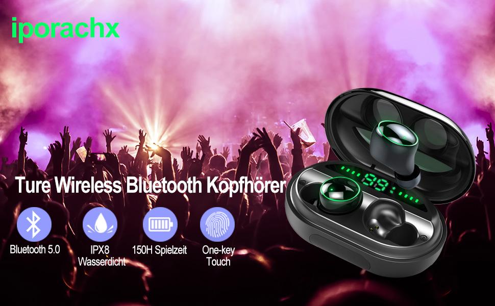 bluetooth kopfhörer in ear kopfhörer kabellos wireless Kopfhörer Bluetooth earbuds sport kopfhörer