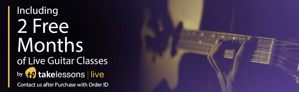 Hola Music HG-36N 3/4 Acoustic Guitar Bundle Pack with strap, picks, bag, case, truss rod, pickguard
