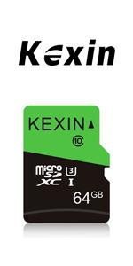 Tarjeta micro SD 64