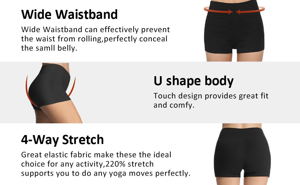 iLoveSIA-yoga shorts(0)