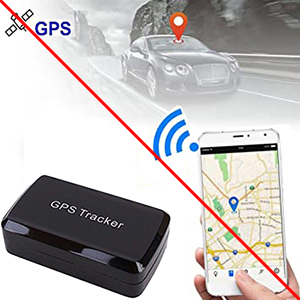 Detecting GPS Tracker in Car