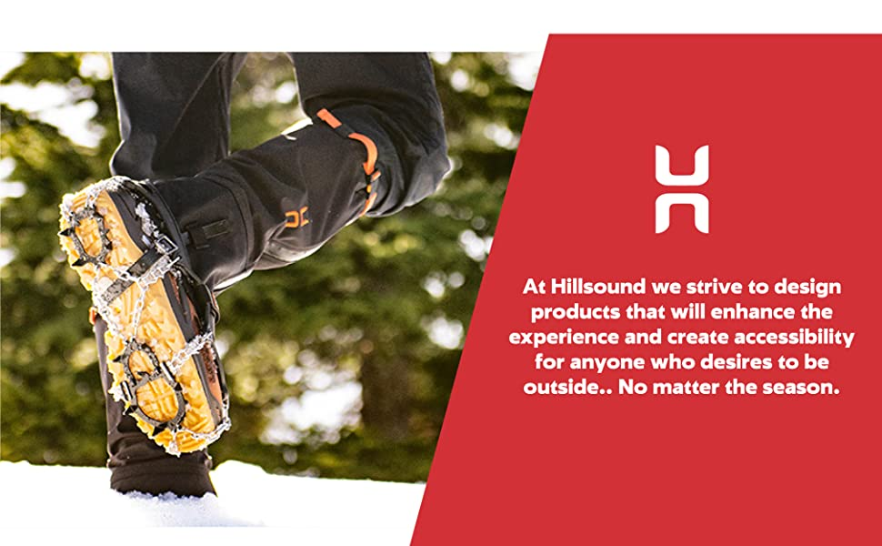 Trail Crampon Footer