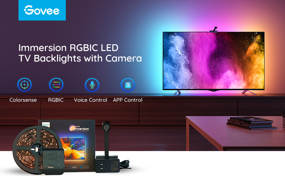 smart TV led backlights