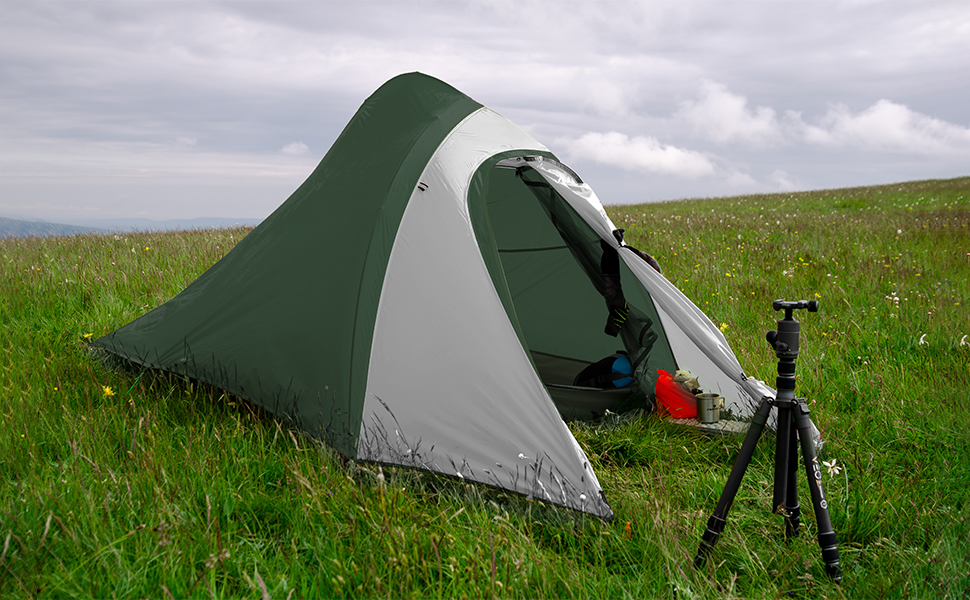 2 person lightweight backpacking tent