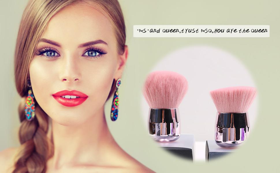Professional mushroom head Makeup Brushes Set