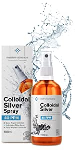 3.4 oz spray colloidal silver