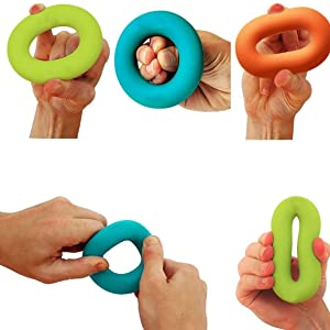 Suitable for squeeze, stretch and pull with no odor