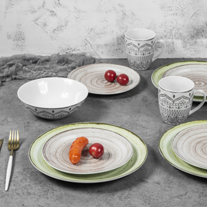 porcelain dinnerware sets for everyday use