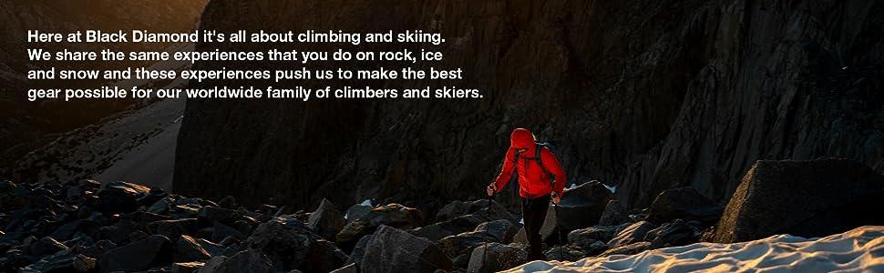 Black Diamond Climbing and Skiing