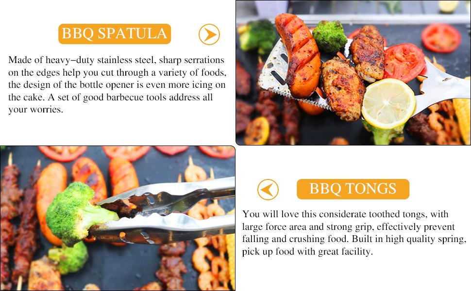 BBQ Grill Tools