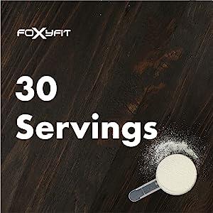 30 Servings