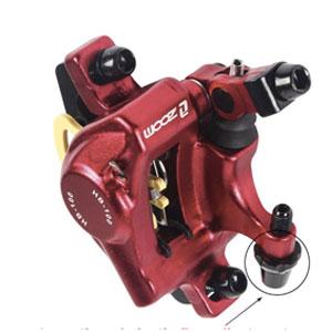 1//2x MTB folding bike line pull hydraulic brake HB100 front /& rear caliper AHS