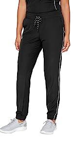 model wearing Skechers Vitality Women's Spirit Pant (SKP536)
