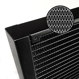 Premium class radiator