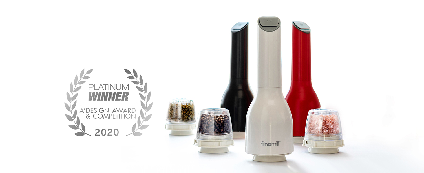 Spice grinding reinvented