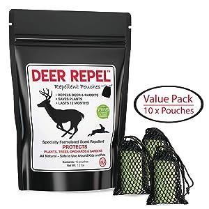 deer repel by predator guard