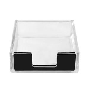 3x3 memo holder sticky note pads dispenser