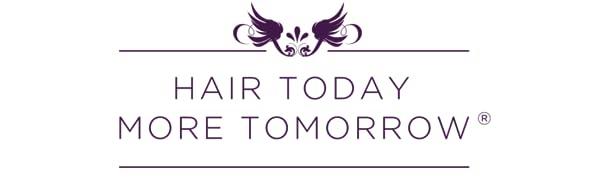 Hair Today More Tomorrow Logo