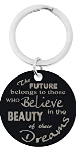 Chaser your best dream engrave a custom photo deployment graduation for sons or daughters