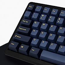 mistel double shot keycap