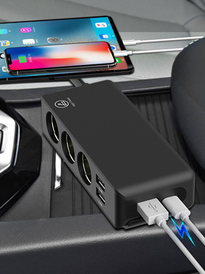 7 in 1 car charger