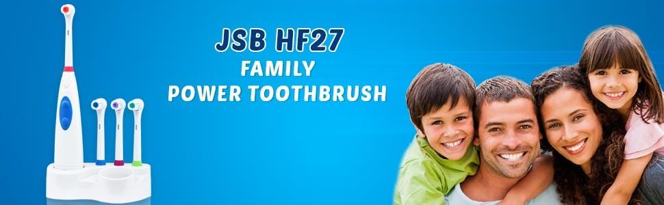 jsb hf27 electric toothbrush