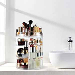Bathroom Makeup organizer