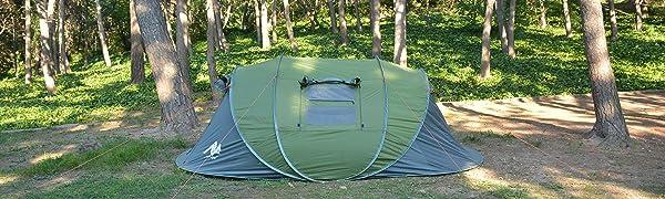 AYAMAYA 4-6 Person Camping Tents
