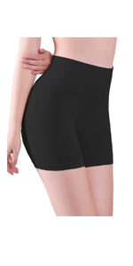 Seamless Smooth Slip Shorts for Under Dresses