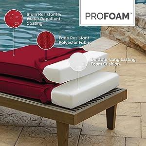 Arden Selections ProFoam Poly