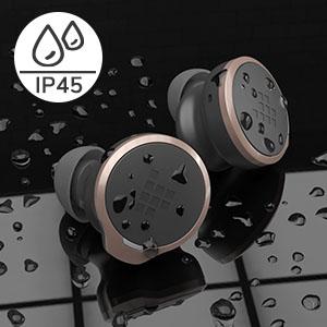 Tronsmart Apollo Bold ANC Auriculares Bluetooth 5.0, Cancelación Activa de Ruido, Qualcomm Chip QCC5124, Mini TWS Auriculares Inalámbricos con 6 ...
