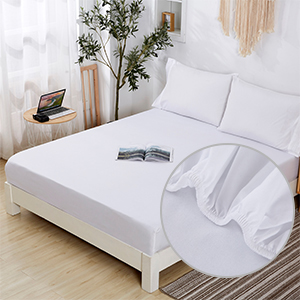 home bedding & pillowcases luxury percale bedlinen linen bedspread yarn Fitted luxurious luxury