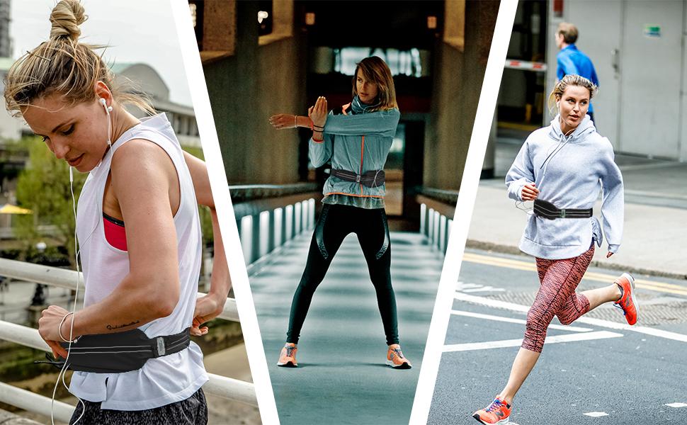 hands free running, walking, workout