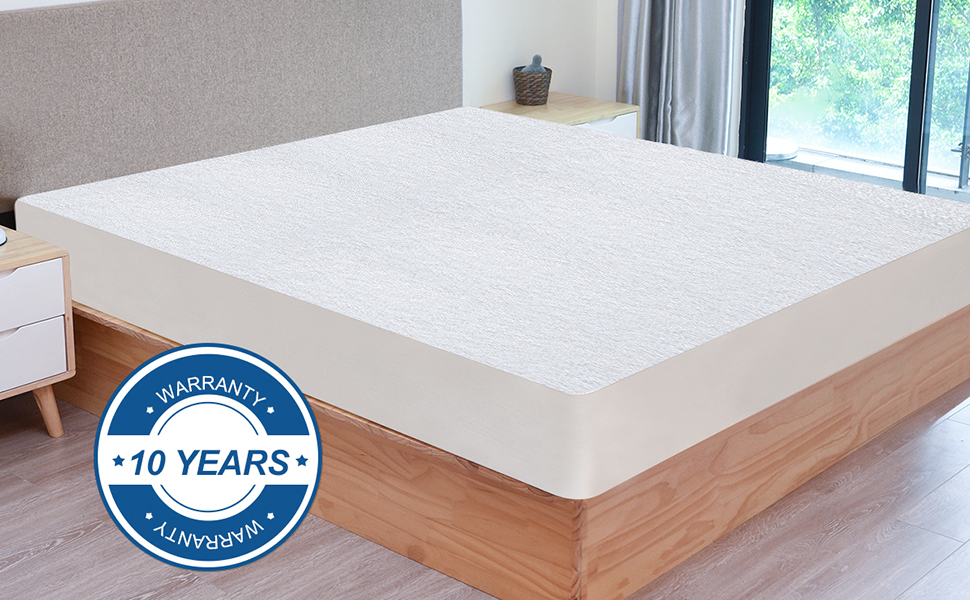 Terry Towel waterproof mattress protector 1